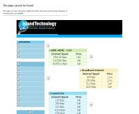 บริษัท ไอซ์แลนด์เทคโนโลยี จำกัด - islandtechnology.biz