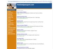 ไทยแลนด์พาสปอร์ต - thailandpassport.com