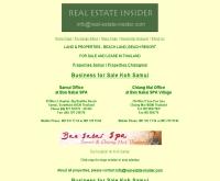 เรียลเอสเตทอินไซด์เดอร์ - real-estate-insider.com