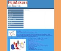 บริษัท ฟูจิซากุระ จำกัด - fujizakura.co.th
