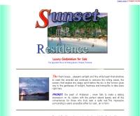 ซันเซ็ทเรซิเดนซ์ดอทคอม - sunsetresidence.com