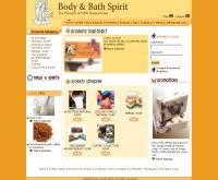 บอดี้แอ็นแบทสปีรีท - bodyandbathspirit.com