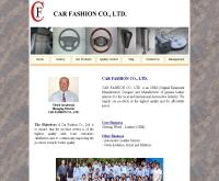 บริษัท คาร์แฟชั่น จำกัด - car-fashion.co.th