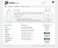 บริษัท แซ่บเอสเอ็มเอสดอทคอม จำกัด  - aimedias.com