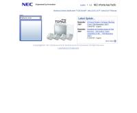 บริษัท เอ็นอีซี อินฟร้อนเทียเอพี จำกัด  - necinfrontia-ap.com