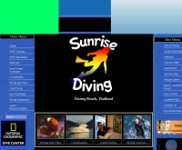 บริษัท ซันไรส์ ไดวิ่ง จำกัด - sunrisediving.net