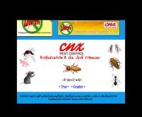ห้างหุ้นส่วนจำกัด ซี.เอ็น.เอ็กซ์ กำจัดแมลง - cnxpest.com