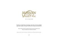 ไวน์มอนซูน แวลลีย์ - monsoonvalleywine.com