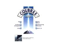 บริษัท โคลบรี สึคุบะ จำกัด - colbree.com