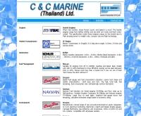 บริษัท ซี แอนด์ ซี มารีน (ประเทศไทย) จำกัด - candc-marine.com