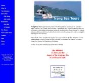 บริษัท ตรังซีทัวร์ จำกัด - trangseatour.com