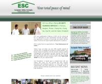 บริษัท ยูโรเปี้ยน เซฟตี้ คอนเซ็ปทส์ (ไทยแลนด์) จำกัด  - esc.co.th