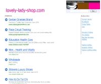 เลิฟลี่ เลดี้ ชอป - lovely-lady-shop.com