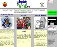 อิงลิชวาว - englishwow.org