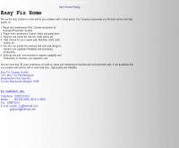 อีซี่ฟิกซ์วันดอทคอม - easyfix1.com