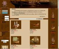 ร่มเกล้าเรือใบจำลอง - romkloa-modelsails.com