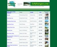 เกาะพะงันดอทคอม - kohphanganguide.com