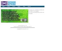 บริษัท วิสดัม เน็ทเวิร์ค จำกัด - wisdomnetwork.co.th
