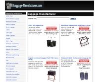 ลักเก็ต-แมนูแฟคเจอร์ - luggage-manufacturer.com