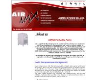 บริษัท แอร์แม็กซีสเต็ม จำกัด  - airmaxsystem.com