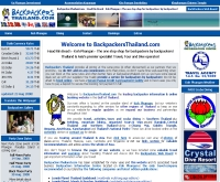 แบ็คเพ็คเกอร์ไทยแลนด์ดอทคอม - backpackersthailand.com