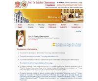มูลนิธิ ศ.ดร.ศรีศักดิ์ จามรมาน - foundation.ksc.net