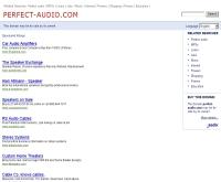 ร้านเฟอร์เฟค ออดิโอ - perfect-audio.com