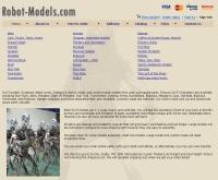 โรบอทโมเดลดอทคอม - robot-models.com