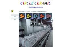 บริษัท เซอร์เคิล เซรามิค จำกัด - circleceramic.com