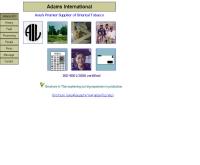 บริษัท อดัมส์อินเตอร์เนชันแนล จำกัด  - adamsint.com