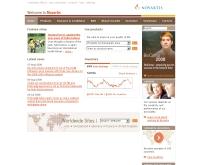 บริษัท โนวาร์ตีส ในประเทศไทย - th.novartis.com