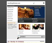 โรงเรียนสถาบันบริหารการโรงแรมอยุธยาธานี  - ayutthayathanee.com