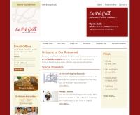 ร้านอาหารเลอพีกริลล์ - lepregrill.com