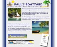 พอลโบ๊ทยาร์ด - paulsboatyard.com