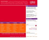บริษัท ยูนิซีส ประเทศไทย จำกัด - unisys.co.th