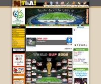 ฟุตบอลโลก 2006 : เอ็มไทย - mthai.com/worldcup2006/index.php