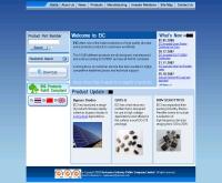 บริษัทอุตสาหกรรม อีเล็คโทรนิคส์ จํากัด (มหาชน) - eicsemi.com
