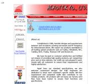 บริษัท แอโรเทค จำกัด - aerotek.co.th