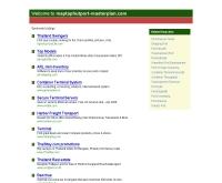 การนิคมอุตสาหกรรมแห่งประเทศไทย-ท่าเรืออุตสาหกรรมมาบตาพุด - maptaphutport-masterplan.com