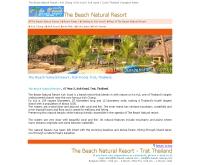 เดอะบีช เนเชอรัล รีสอร์ท - The-beach-natural.com