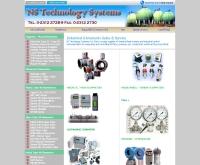 ห้างหุ้นส่วนจำกัด เอ็นเอส เทคโนโลยี ซิสเต็มส์  - nstechsales.com