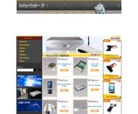 บริษัท อินเตอร์ลิงค์ เทคโนดลยี จำกัด - interlink-it.com
