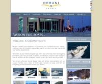 เดรานี ยอร์ช - derani-yachts.com