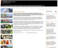 บริษัท เอสดี-ทีเอช จำกัด - smithsdetection.com