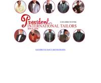 เพรสซิเด้นท์ - presidenttailors.com