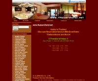 ไทยเซิฟโฮเต็ล - thaiservhotel.net