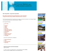 เกาะช้าง โฮเทล - kohchanghotel.org