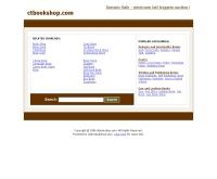 ซีที บุ๊คชอป - ctbookshop.com