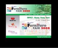 บางกอก เฟอร์นิเจอร์ แฟร์ - bangkokfurniturefair.com