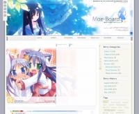 โมเอะบอร์ด - moe-board.net/